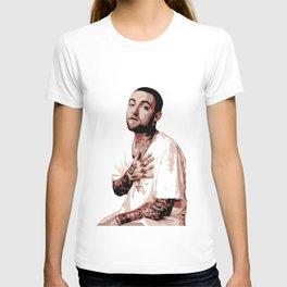 Mac Miller Tribute T-shirt