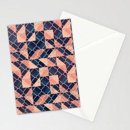 Arabesque Mosaic Stationery Cards