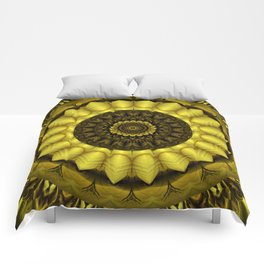 Mandala uncertainty Comforters
