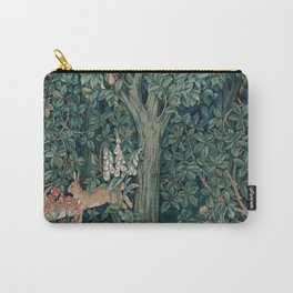 William Morris Greenery Tapestry Part 1 Carry-All Pouch