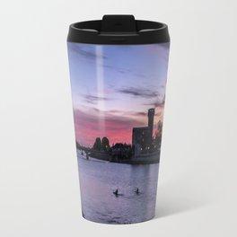 Sunset at Pisa, Italy  Travel Mug