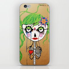 Gueixa iPhone & iPod Skin