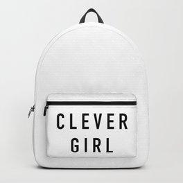 Clever Girl Backpack