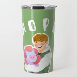 Jhope and Mang Travel Mug