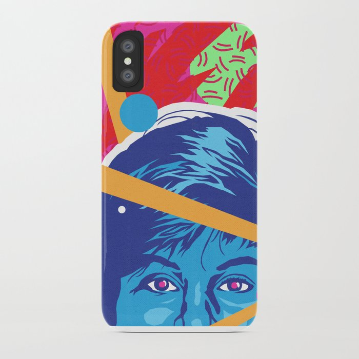 Kelly Memphis Design Saved By The Bell Series Iphone Case By