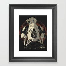 Sons of the Empire Framed Art Print