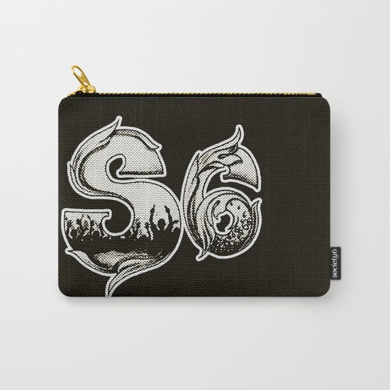 Society Party Carry-All Pouch