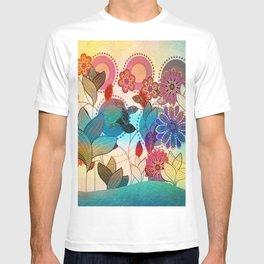 In the Garden of Joy T-shirt