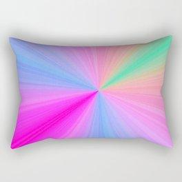 Re-Created Pt. FOURTEEN by Robert S. Lee  Rectangular Pillow