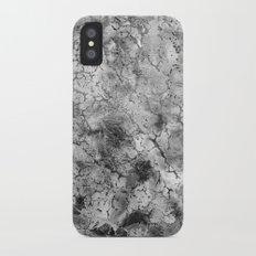 Black and white Slim Case iPhone X