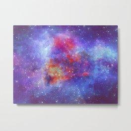 Heart of Universe Metal Print
