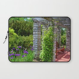 The Quest for Solitude Laptop Sleeve