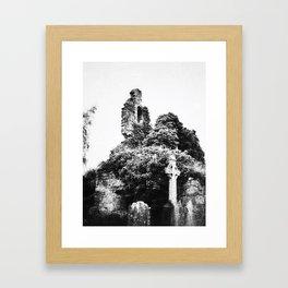 Athlumney Ruins II Framed Art Print