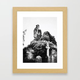 Athlumney Ruins II Framed Art Print