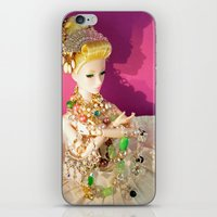 Glitteratti iPhone & iPod Skin