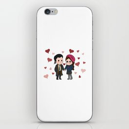 Tasertricks Valentine iPhone Skin