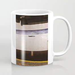 East Village Subway Coffee Mug