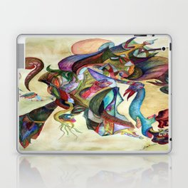 Mortem Laptop & iPad Skin
