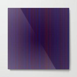 thin stripes 5 Metal Print
