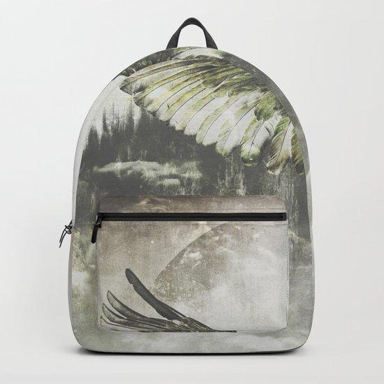 Wilderness in my heart Backpack