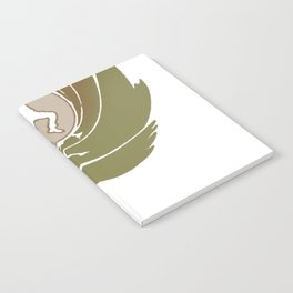 DANCING BOND T-SHIRT Notebook