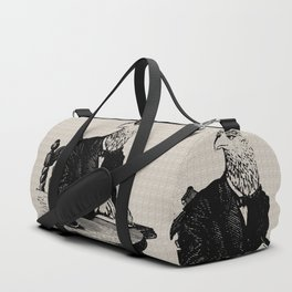 Mr. Proud Bird Duffle Bag
