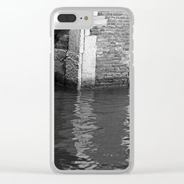 # 331 Clear iPhone Case