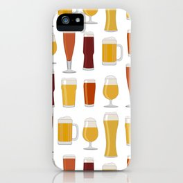 Beer  iPhone Case