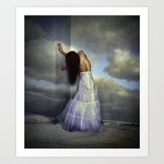 The Sea Inside Art Print