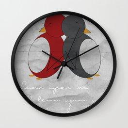 #34 Wall Clock