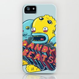 Dandy Beats iPhone Case