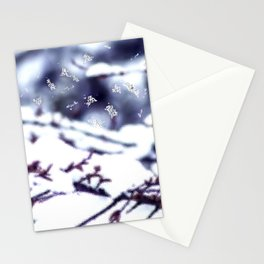 et spherae igitur nix Stationery Cards