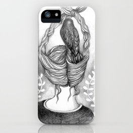 Back  iPhone Case