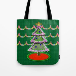 I'm not a Tacky Christmas Sweater Tote Bag