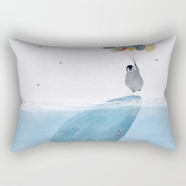uplifting Rectangular Pillow