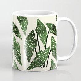 begonia maculata interior plant Coffee Mug