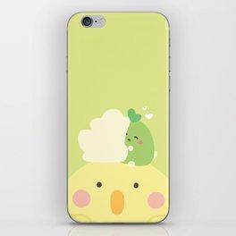 Hi! iPhone Skin
