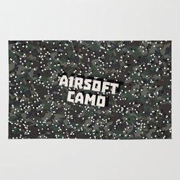 Airsoft Camo Rug