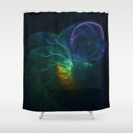 Eclosion Shower Curtain