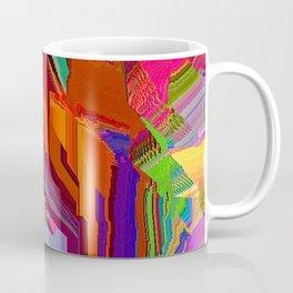 Digital Kabuki Coffee Mug