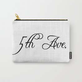 5th Avenue Carry-All Pouch