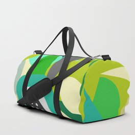 Bright tropical vibe Duffle Bag