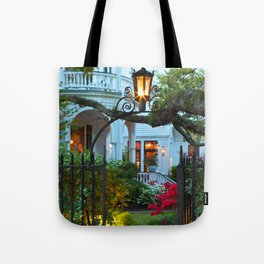 South Battery Spring Tote Bag