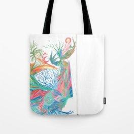 Evolutionary Flow Tote Bag