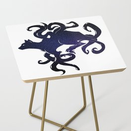 Cosmic Cat Side Table