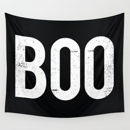 Boo Wall Tapestry