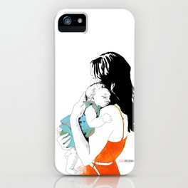 Mother iPhone Case
