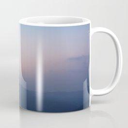 Blue Hills at Sunset Coffee Mug