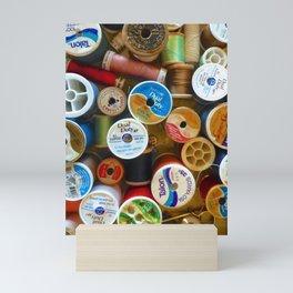 Spools Mini Art Print