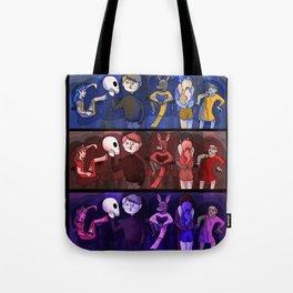 Shakespeare Kids Tote Bag